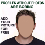 Image recommending members add Herpes Passions profile photos